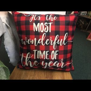 Christmas Pillows 2 for $20